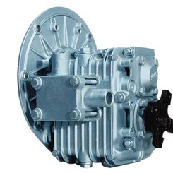 Thumb zf 15 m transmission single speed continuous duty