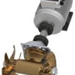 Thumb thruster  380 400v  1100kg 2425lbs max. thrust  3 phase supply  sac513