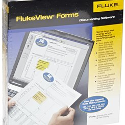 Thumb flukeview forms with cable for 180 series and 789