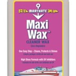 Thumb maxi wax   cleaner wax