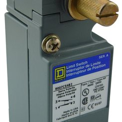 Thumb limit switch 1no 1nc