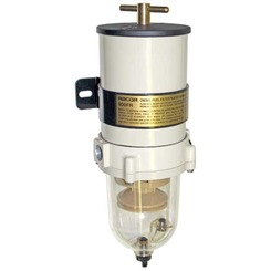 Thumb 537 3600 gph tank diesel fuel filter water separator baldwin filter