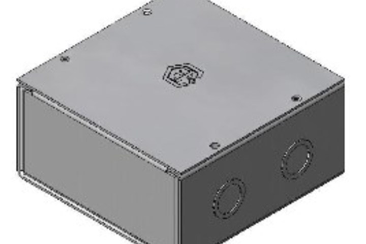 Hero 324 box with cover 12 ga al dwp al series code electric products