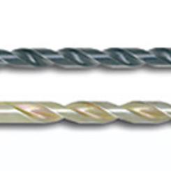 Thumb 666 1 4 x 4 1 2in  3in straight shank carbide drill bit powers rawl fastening prod
