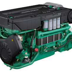 Thumb 233 900hp  662kw marine propulsion engine volvo penta of the americas