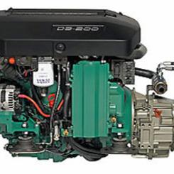 Thumb 233 200hp  147kw marine propulsion engine volvo penta of the americas