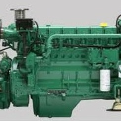 Thumb 233 265hp  195kw marine propulsion engine volvo penta of the americas