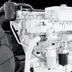 Thumb 233 6.8l propulsion engine 172 246 kw  231 330 hp  6068afm75   m4  john deere