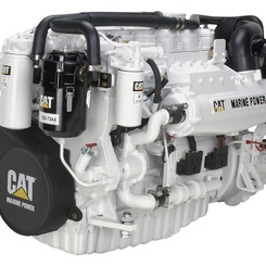 Thumb 233 205 bkw marine propulsion engine  model c7 b caterpillar