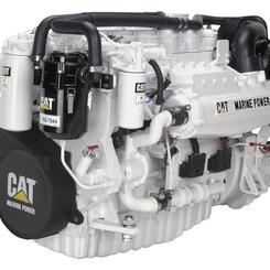 Thumb 233 187 bkw marine propulsion engine  model c7 a caterpillar