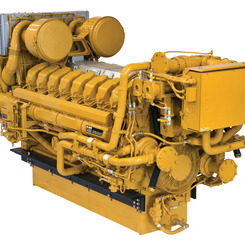 Thumb 233 2550 bkw marine propulsion engine  model c175 16 b caterpillar