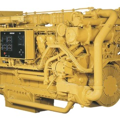 Thumb 233 2237 bkw marine propulsion engine  model 3516b ehp caterpillar
