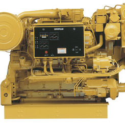 Thumb 233 526 bkw marine propulsion engine  model 3508 a caterpillar