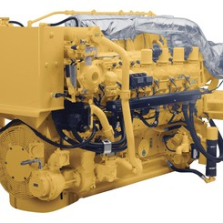 Thumb 233 1118 bkw marine propulsion engine  model 3512c b caterpillar