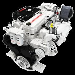 Thumb 233 184 kw 2600 rpm marine propulsion engine 46.9 lhr model qsb6.7  cummins