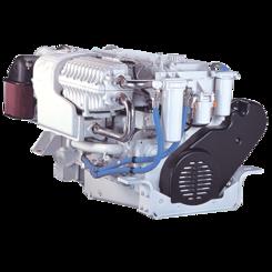 Thumb 233  220 kw 1800 rpm marine propulsion engine 55.2 lhr model qsm11  cummins