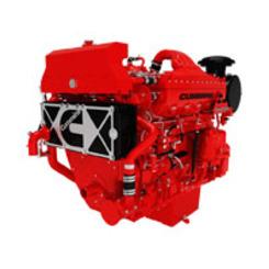 Thumb 233 447 kw 1800 rpm marine propulsion engine 114.8 lhr model qsk19 m  cummins