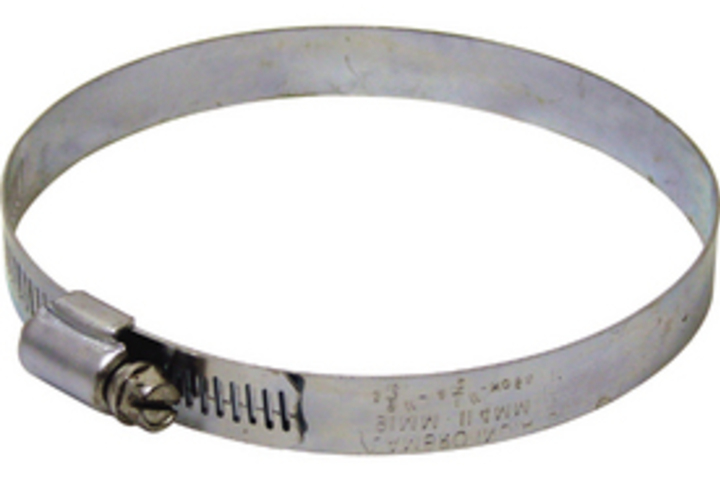 Hero 665 worm gear clamp sz 4 in galv  lambro industries  inc.