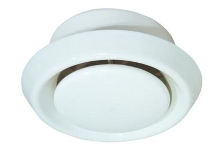 Hero 512 air diffuser 5 in wht for ceiling  dundas jafine