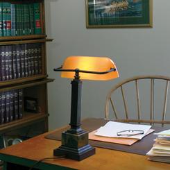 Thumb 332 shelburne bankers desk lamp 60 wtt  house of troy