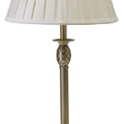 Thumb 332 vergennes table lamp 100 wtt ant brs  house of troy