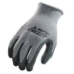 Thumb 403 l tac gloves workman series palmer type  lift safety