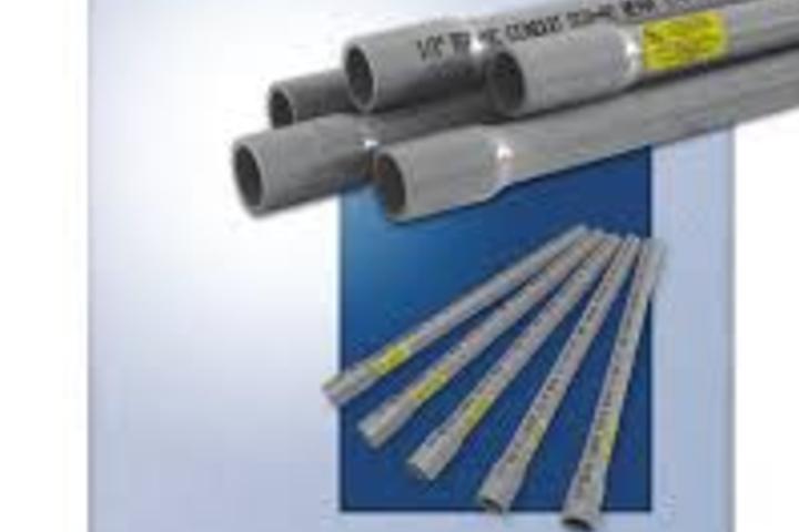 Hero 303 pvc conduit eb 35 tc 8 3 x 20  allied tube   conduit
