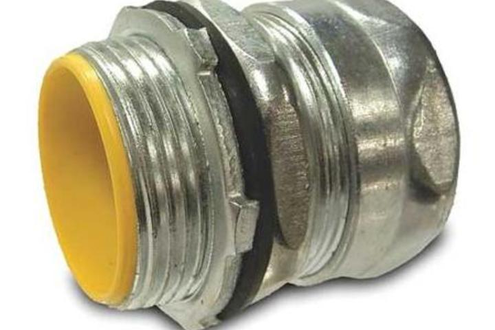 Hero 161 rain tight compression connector 2 in sz  american fittings