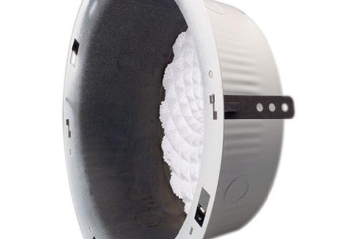 Hero 434 speaker enclosure ceil stl w 12 1 4 in  bogen communications