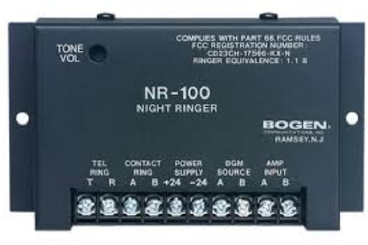 Hero 415 access module tel 24 vdc 150 milamp  bogen communications