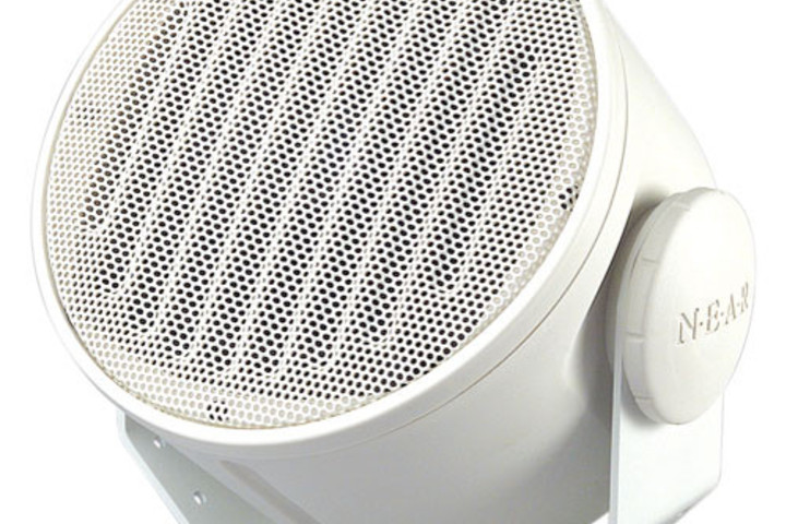 Hero 434 near armadillo a series coaxial loudspeaker  bogen communications