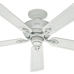 Thumb 512 cottage ceiling fan architectural wht hunter fan company