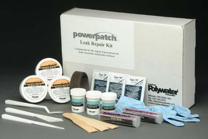 Hero 694 powerpatch leak repair kit   single use american polywater corp.