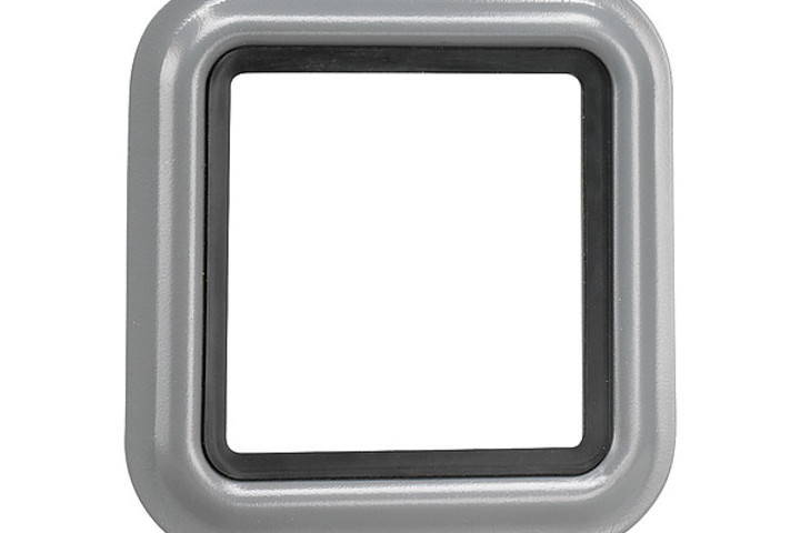 Hero 443 mounting trim ring for 350 and 450 horns federal signal
