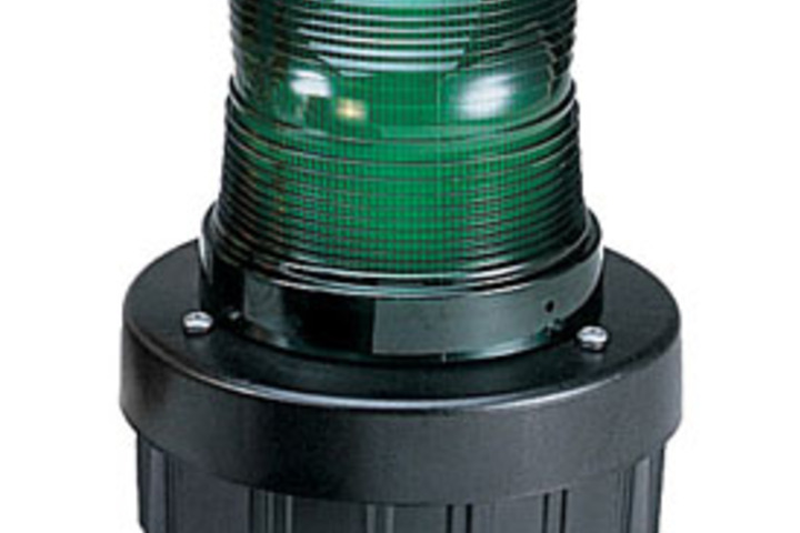 Hero 441 strobe sounder 18 30vdc green federal signal