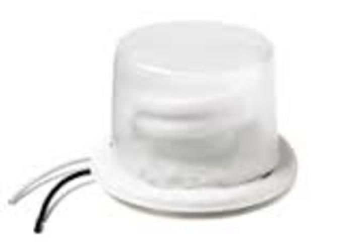 Hero 303 gu24 keyless lamp holder w  7 conductors and 13 watt cfl engineered products company  epco