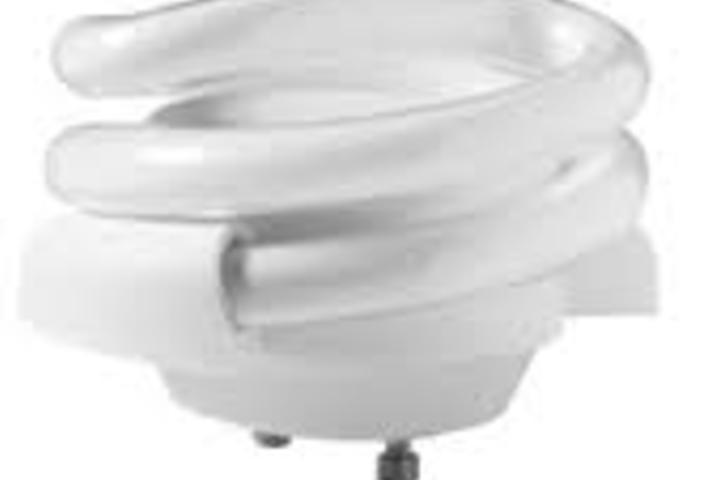Hero 332 compact fluorescent lamp  23 watt  gu24 engineered products company  epco