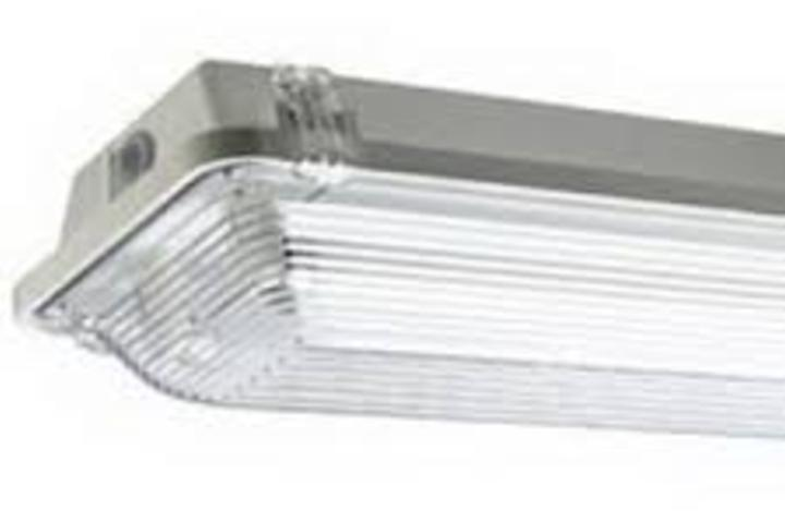 Hero 332 gff light fixture  t5  8ft  6 lamp  ap lch  mtg hdwe engineered products company  epco