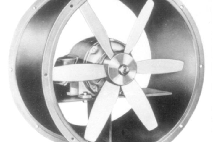 Hero 512 plda tube axial  dd  12  1ph  115 230v  te airmaster fan company