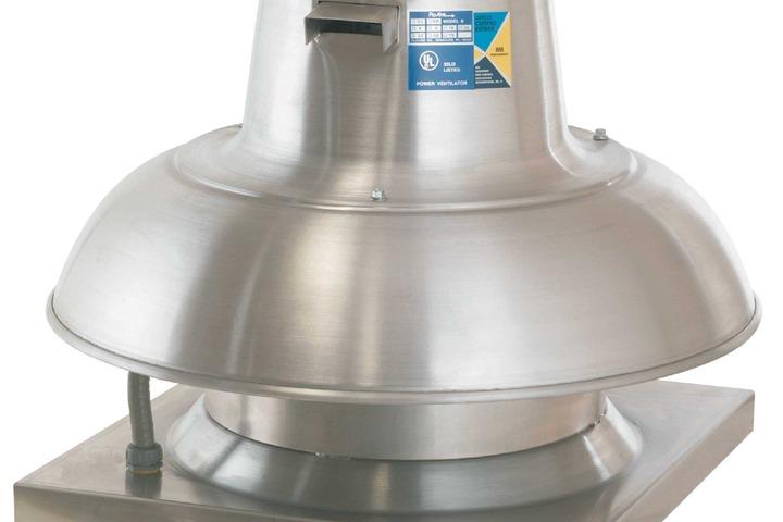 Hero 512 cdd  centrifugal dd exhaust  10 3 4 airmaster fan company