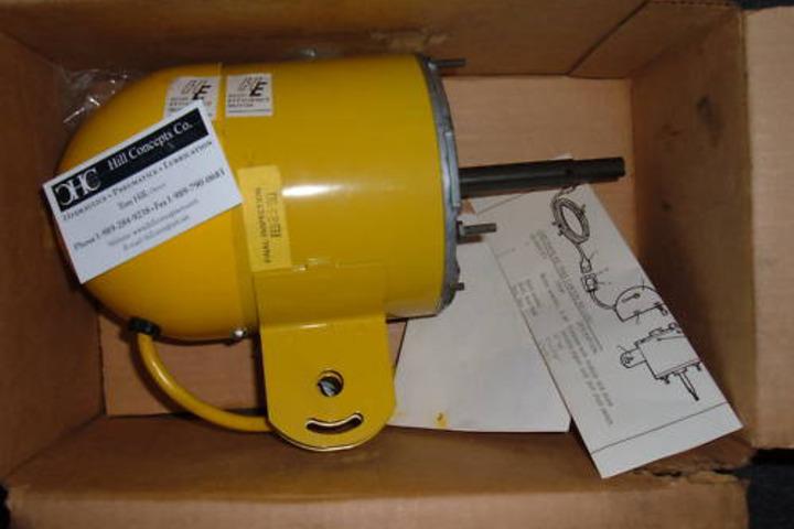 Hero 302 safety 115v mtr.  dj 110v hem airmaster fan company