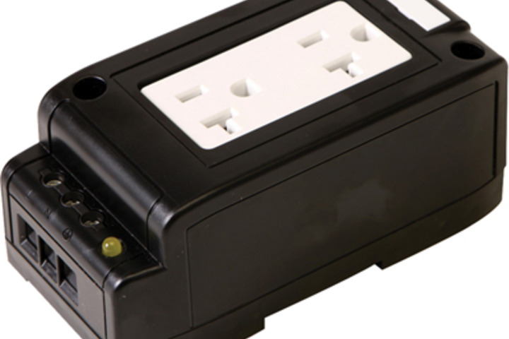 Hero 161 din rail accessories  receptacles  acme electric