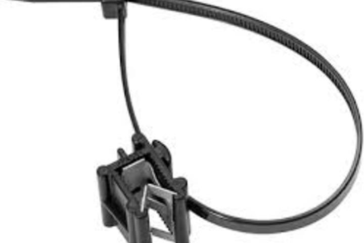 Hero 699 wire clip nyl side prl eyew cbl tie .125 grip  ilsco