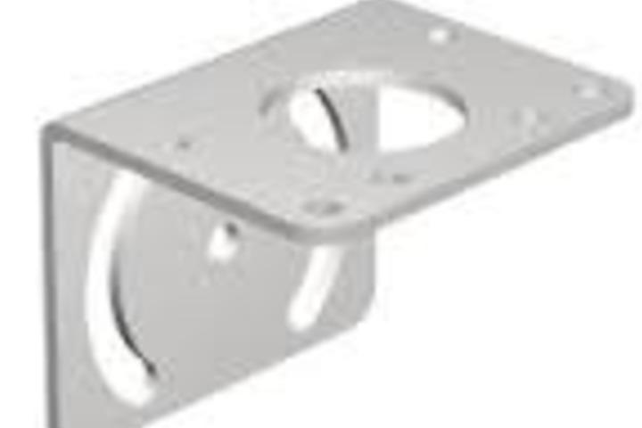 Hero 179 mounting bracket 12 ga stainless stl  banner engineering2