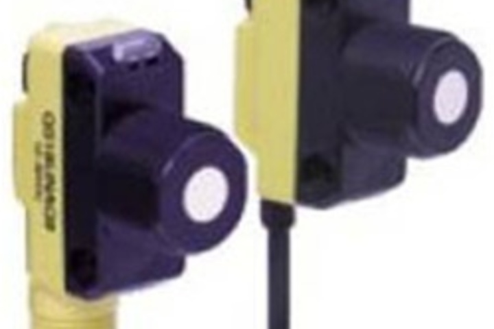 Hero 437 world beam ultrasonic sensor 12   30 vdc  banner engineering