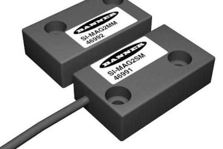 Hero 311 coded magnet 24 vac vdc 6 amp  banner engineering