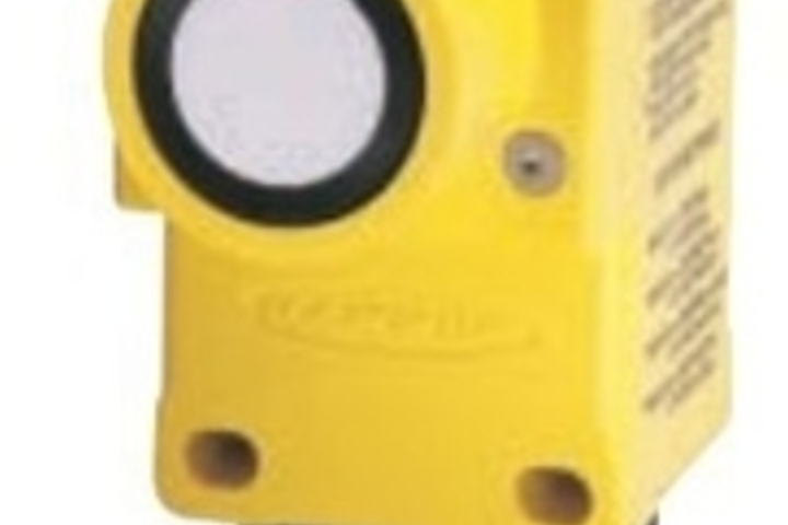 Hero 437 u gage q45u series ultrasonic sensor  banner engineering