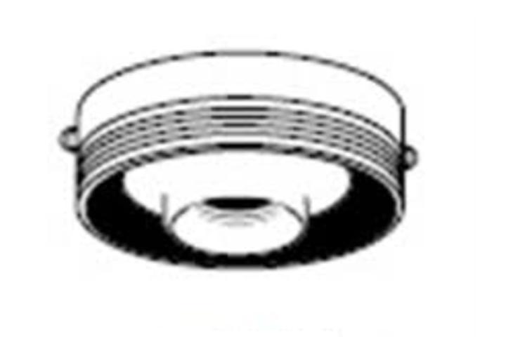 Hero 332 hsg ao skt 150w assy  hubbell lighting