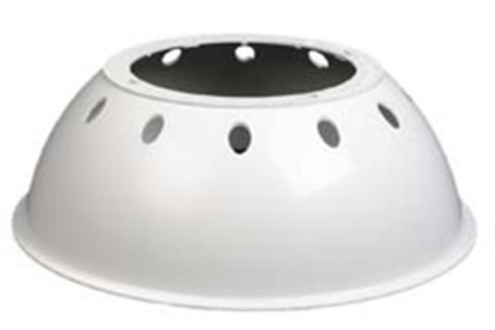 Hero 332 vm fiberglass dome reflector  hubbell lighting
