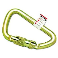 Thumb 606 miller twist lock carabiner 2 3 4 in  honeywell